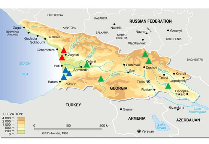 καζίνο της Γεωργίας