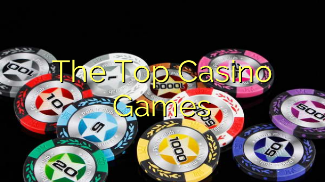 In Top Casino Games
