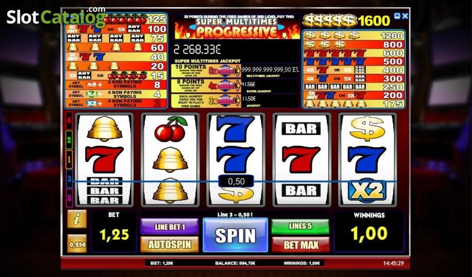 Bonus de casino américains
