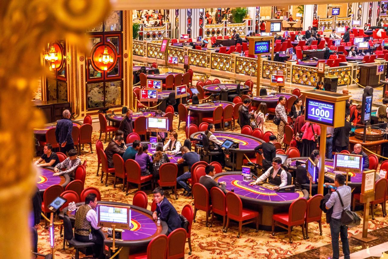kasíno veľké víťazstvo
