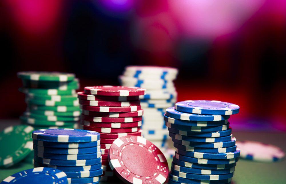 Sejarah chip kasino