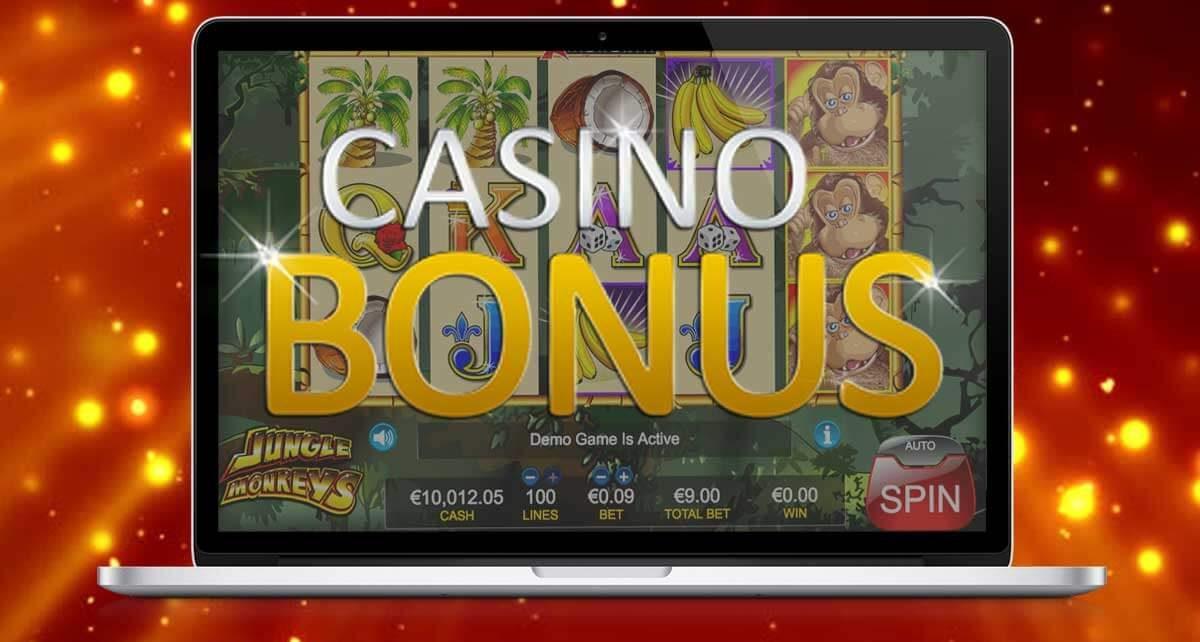 Bonus w kasynie online