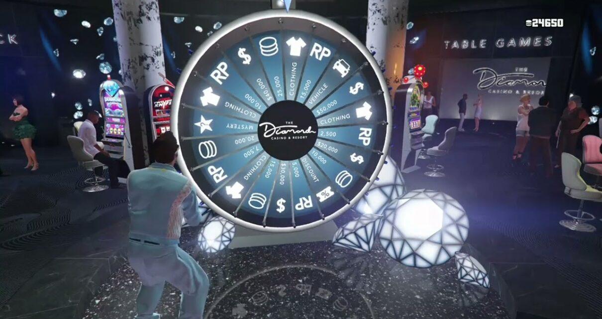 赌场是一个骗局  GTA V 在线赌场  GTA V 有趣的时刻